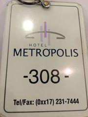 Hotel Metrópolis by Rosana Teixeira
