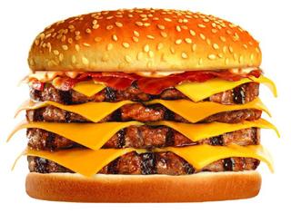 Burger King by Rodrigo Winner
