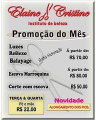 Instituto de Beleza Elaine Cristine - Rio de Janeiro by Apontador