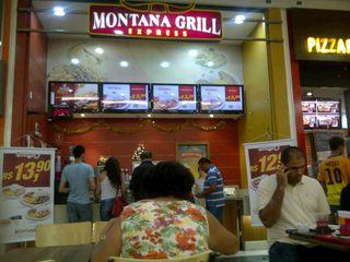 Montana Grill Express - Valparaiso by Franklin Ribeiro