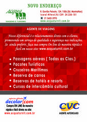 Acquatur Viagens by Acquatur Viagens