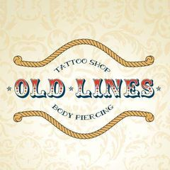 Old Lines Tattoo Shop by Camila Natalo