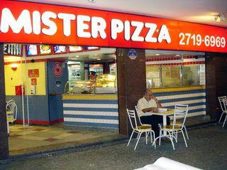 Mister Pizza - Niterói - Icaraí by Apontador