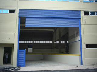 Portas de Enrolar Automáticas Valer by Alexandre De Souza