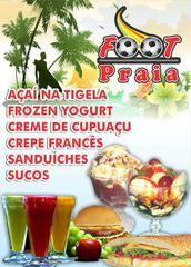Lanchonete Foot Burger Praia by Lanchonete Foot Burger Praia