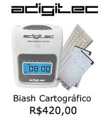 Adigitec - Relógio de Ponto Eletrônico by Ricardo