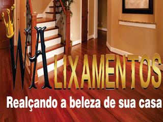 Wa Lixamento - Lixamento de Parquet Aplicação de Sinteco - Gravataí by Anne Santos