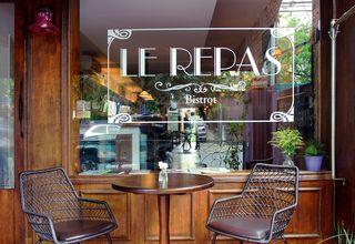 Le Repas Bistrot by Chalaine Kerchner Santana