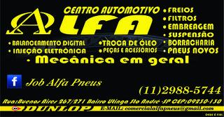 Alfa Pneus e Centro Automotivo - Santo André by Relacionamento