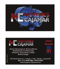 Motores Cajamar Rebobinamento de Motores Eletricos Industrias by Sueli Barbosa