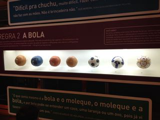 Museu do Futebol by Francisco Melo