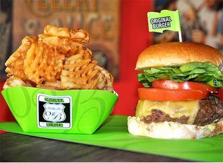 Original Burger by Apontador