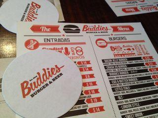 Buddies Burger And Beer - Itaim by Camila Natalo