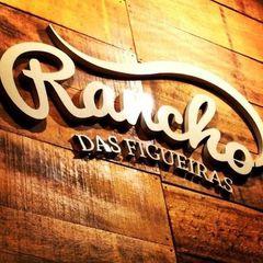 Rancho das Figueiras by Thomas Cavalcanti Coelho