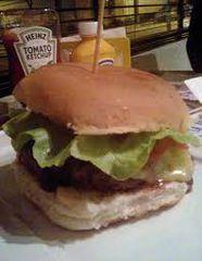 Let'S Burger by Vania Januario