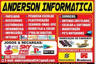 Anderson Informatica by Anderson Lima