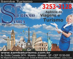 Samba Turismo by Edinho