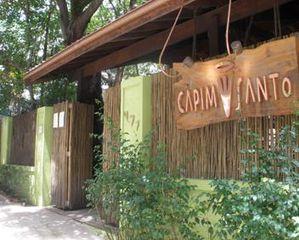 Capim Santo Restaurante by Patrícia Rosenthal Pereira Lima