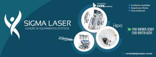 Sigma Laser - Locação de Equipamentos de Estética Campinas e Interior de São Paulo by AnaSM