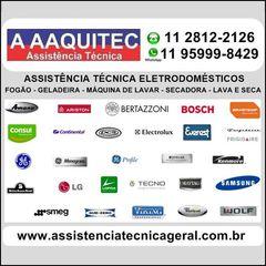 Conserto de Fogão Geladeira Lavadora Secadora Lava e Seca by Assistência Aaquitec Linha Branca