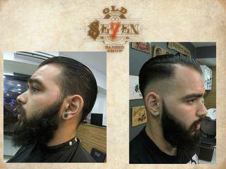 Old Seven Barber Shop by Old Seven