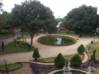Parque da Luz by Kauee Pontes
