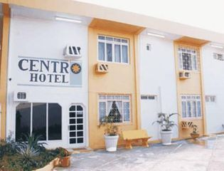 Centro Hotel by Booking