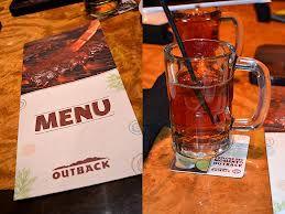 Outback Steakhouse by Maria Cristina Trigo De Oliveira Sá