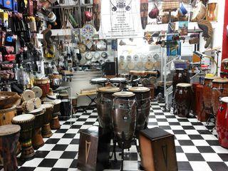 Galeria dos Musicos by Patrícia Machado