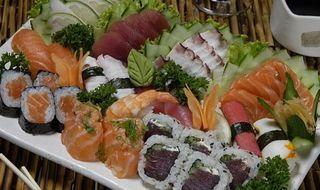 Sushi Naka by Carla Conde