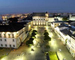 Praça da Sé by Thalita Rodrigues
