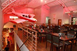 Bar Brahma Aeroclube de Sao Paulo by Karina Brandao