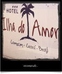 Hotel Ilha do Amor by Amélia Carolina Vulcão Vasconcelos
