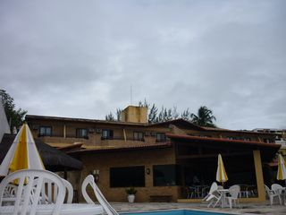 Sesc Enseada Praia Hotel by Silvannir Jaques