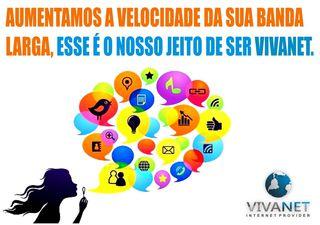 Vivanet - Internet Provider by VivaNet Informatica Ltda