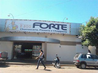 Churrascaria Torre Forte by Joao Victor Frazilli