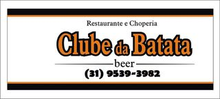 Clube da Batata Beer by Maycon Augusto
