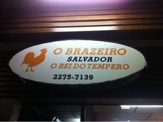 O Brazeiro Galeto by Alê Apontador