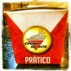 China In Box - Anápolis by Hugo