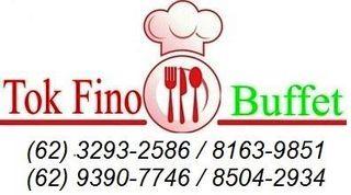 Tok Fino e Buffet - Festa e Confraternização Em Goiânia Go by Anna
