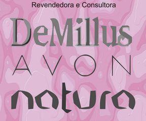 d6f8015f3 Consultora e Revendedora Natura
