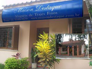 Maison Destaque Aluguel de Roupas by Eric Santos