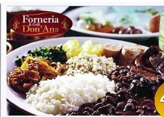 Dona Ana Forneria e Grill by Carlos Viana