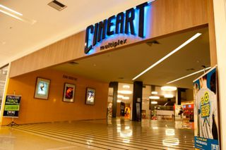 Cineart Boulevard Shopping by Pedro Pacheco E Silva Katchborian