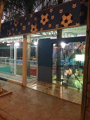 Centro Esportivo Bola No Pé - Sion by Líliam Albergaria