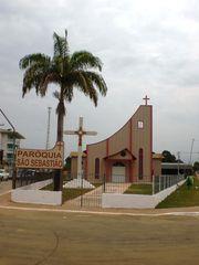 Igreja de São Sebastião by Gusthavo Viana Melo