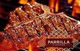 Parrilla Diamond by Vania Januario