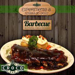 Croco Bar e Restaurante by Thomas Cavalcanti Coelho