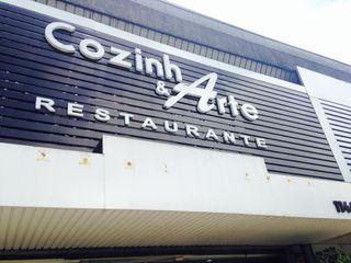 Cozinha & Arte by Carime Voltz