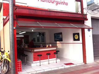 Hamburguinho by Rafael Siqueira